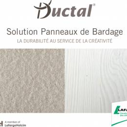 Ductal® Rainscreen Cladding Panel Solution Brochure