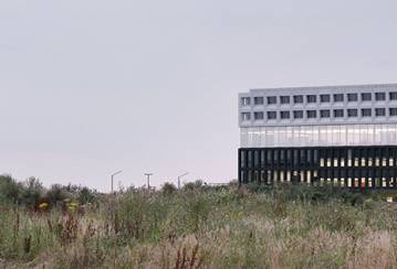 Sprayed Ductal®: at the EDF Campus for the first time