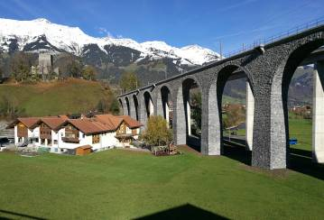 Kanderviadukt: durability and speed of execution