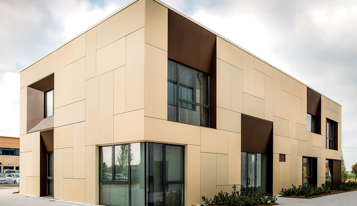 Grc Cladding For Steel Shades : Our rainscreen cladding solutions ductal uhpc